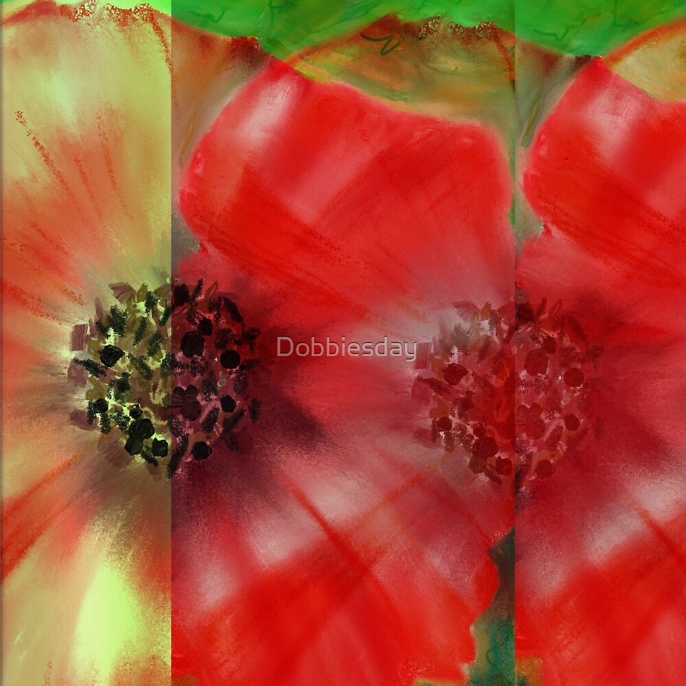 Poppy delight by Dobbiesday