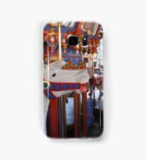 Horse from the carousel  Samsung Galaxy Case/Skin