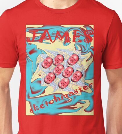a red bubble dynamo T-Shirt