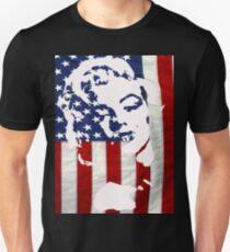 Marilyn USA Slim Fit T-Shirt