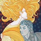 Sun and Moon by K Thor
