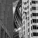 The Gherkin, London by JMChown