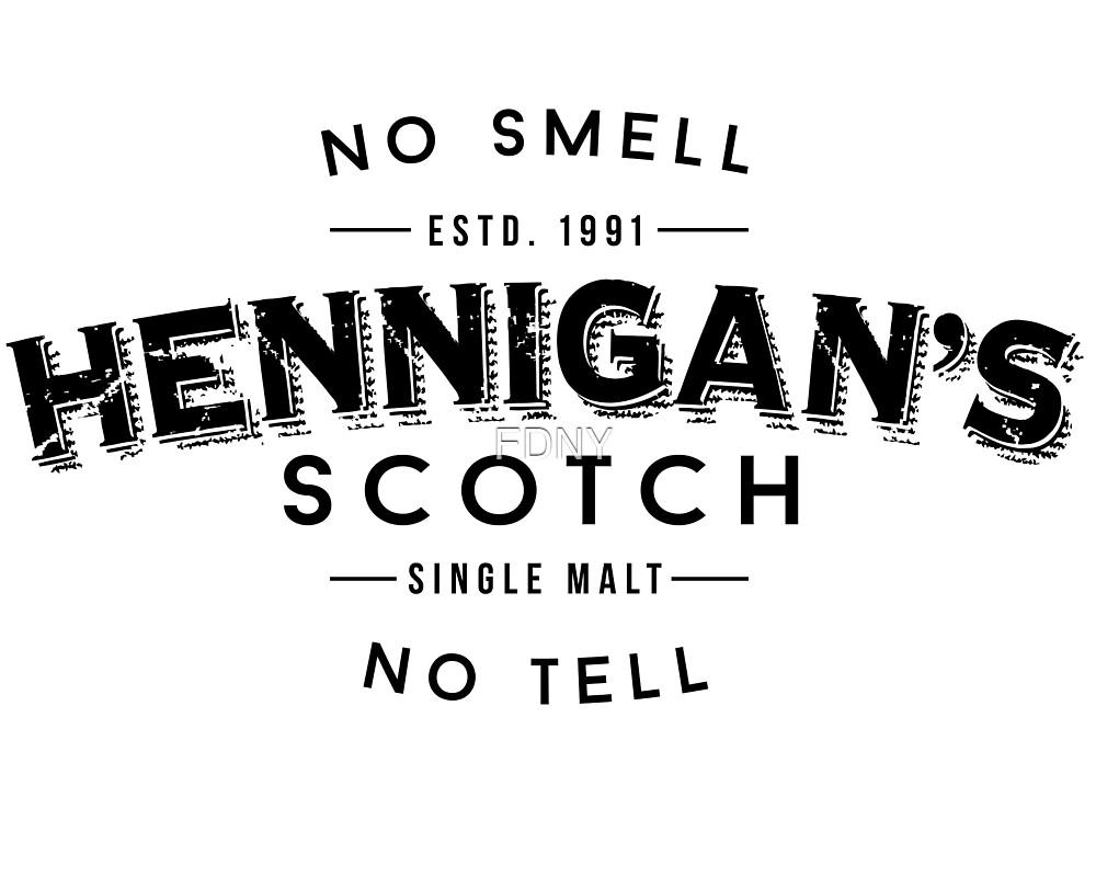 Hennigans Scotch Black by FDNY