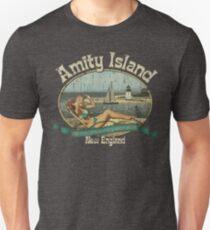 Amity Island Slim Fit T-Shirt