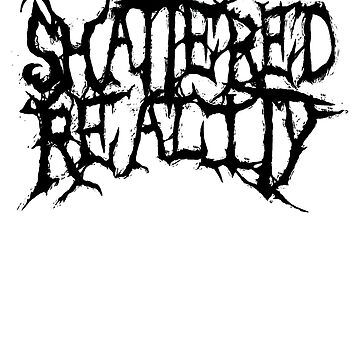 Shattered Reality new logo by lolthatsfunny1