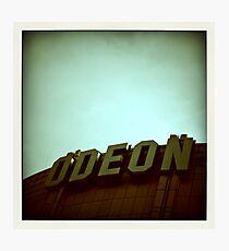ODEON Photographic Print