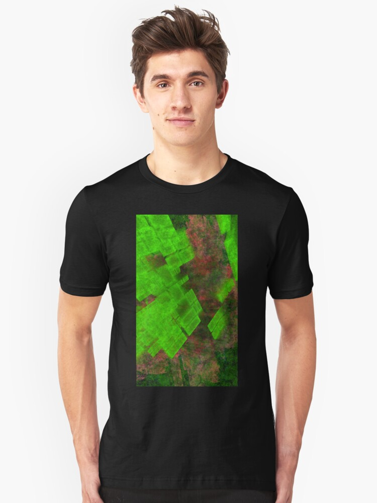 Abstract Unisex T-Shirt Front