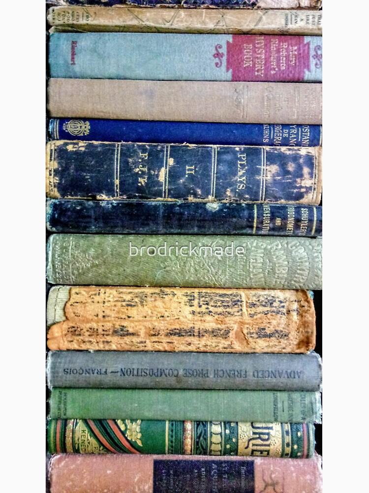 Antike Bibliothek von brodrickmade