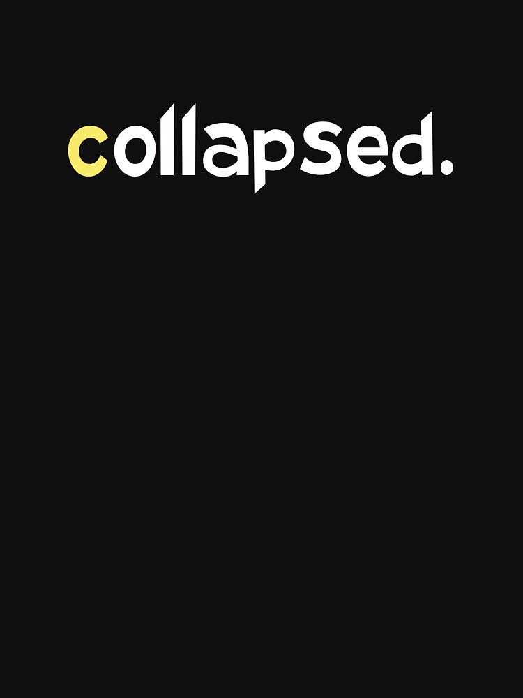 Collapsed by yolano