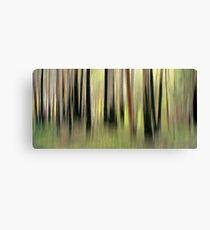 Walk with Nature Canvas Print