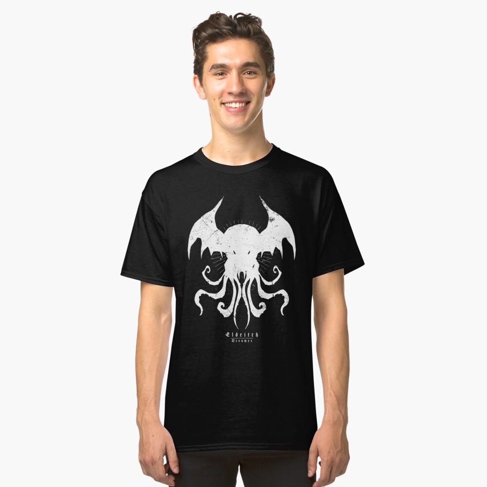 The Call of Cthulhu - Eldritch Dreamer - Lovecraftian mythos wear Classic T-Shirt