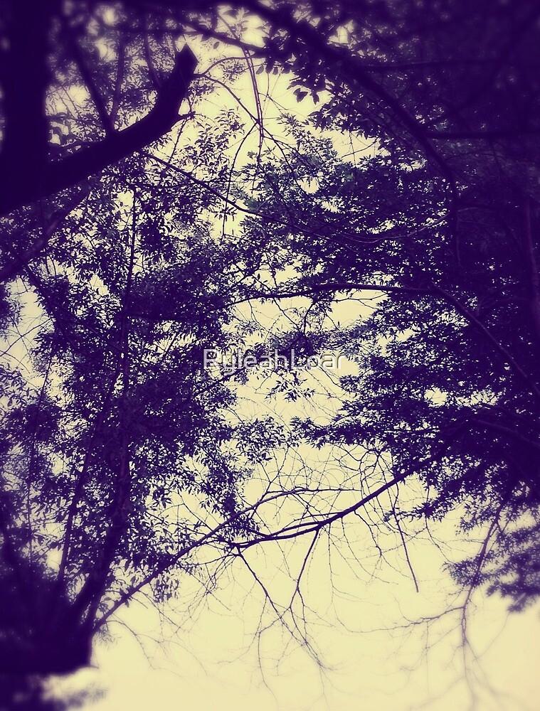 wondering trees by RyleahLoar