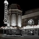 Paramount Theatre by Melonie Wallace