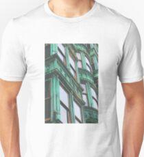 San Francisco Sentinel Building Patina T-Shirt
