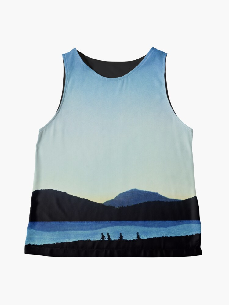 Alternate view of Stand by Me Contrast Tank
