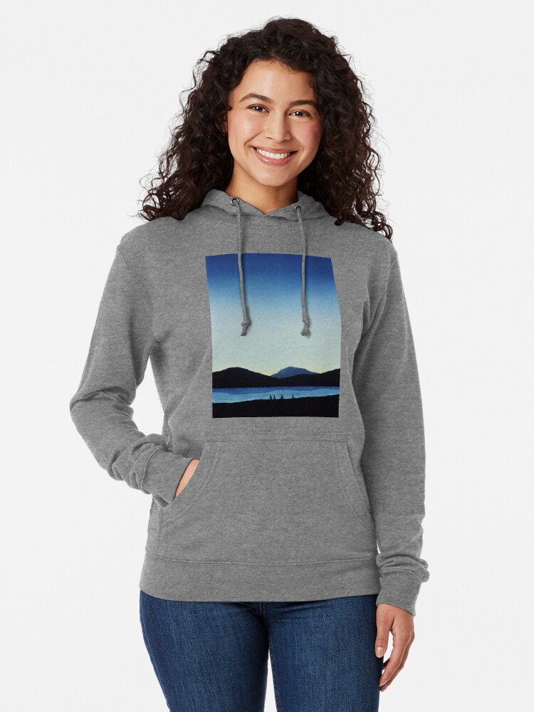 Alternate view of Stand by Me Lightweight Hoodie