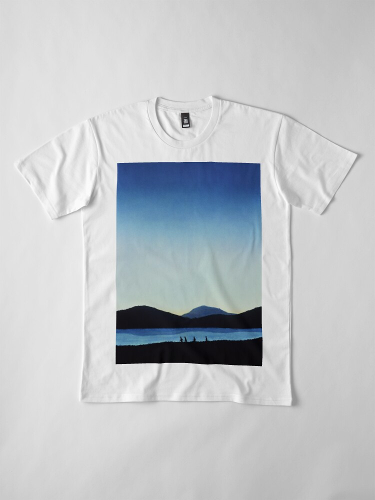 Alternate view of Stand by Me Premium T-Shirt