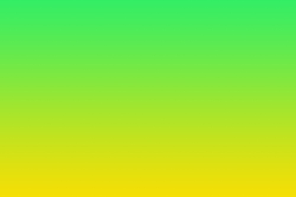 Quot Gradient Colors Green Amp Yellow Quot By Kekoah Redbubble