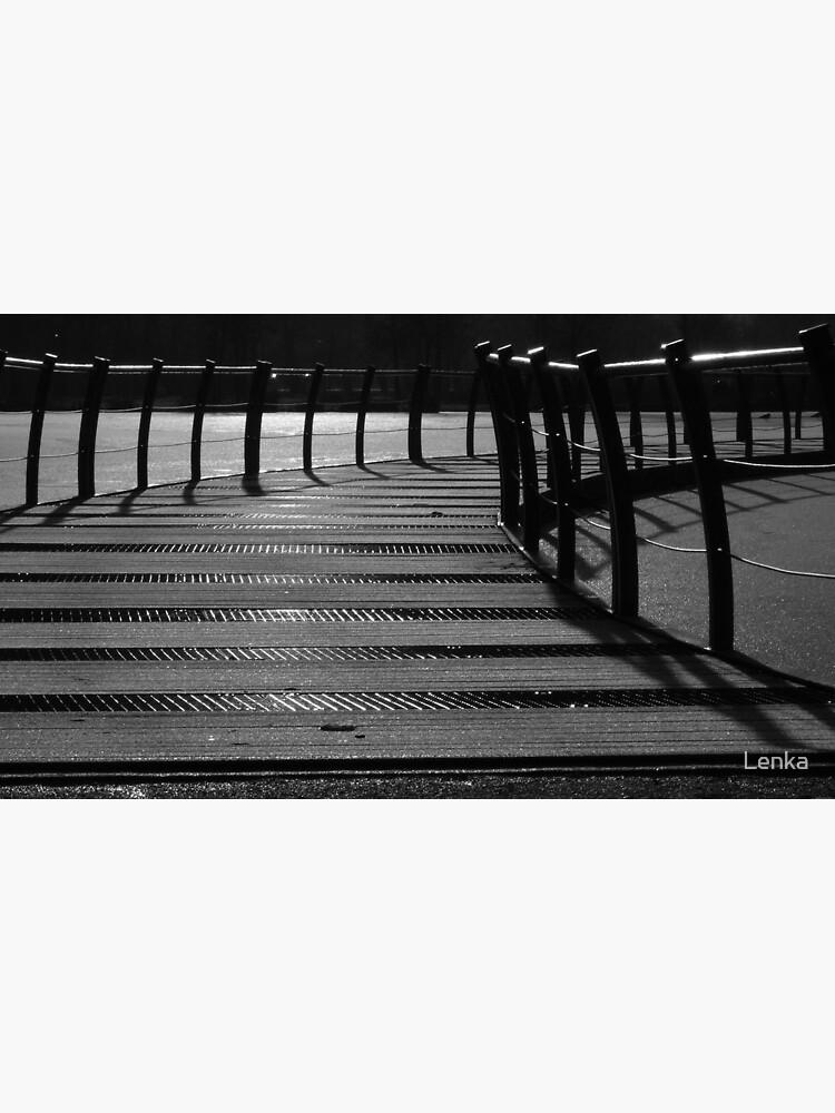 Floating Bridge 3 by Lenka