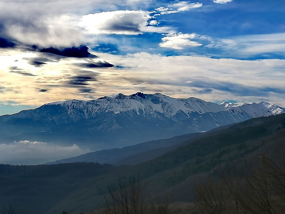 Olympus Mountain - Greece by YouWeather