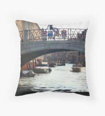 Quentissential Venice Throw Pillow