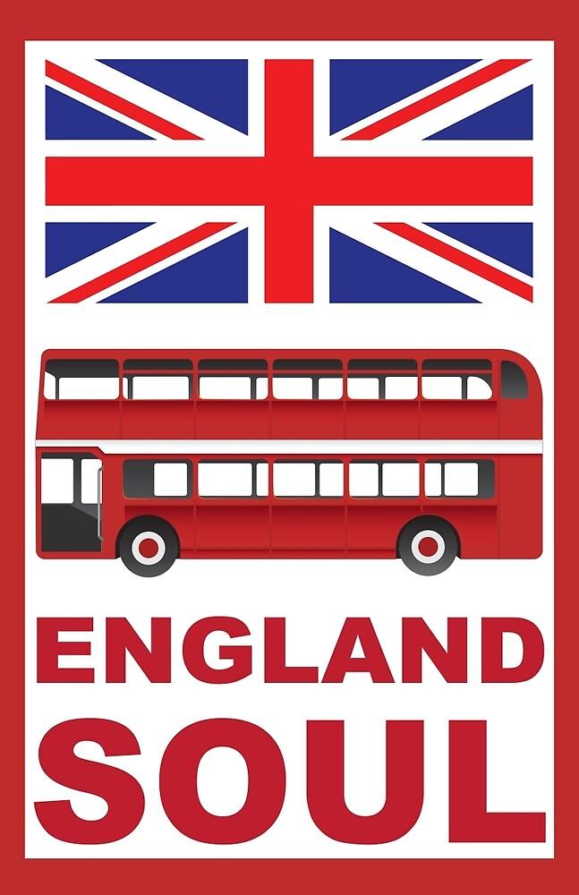 England Soul by Tony Vazquez
