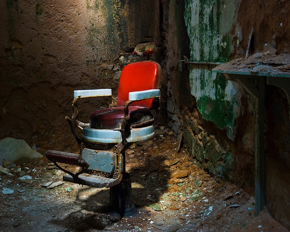 The Barber Chair by ericseyes