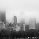 Chicago Skyline by deadbilly
