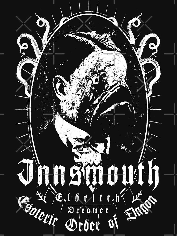 Innsmouth - Esoteric Order of Dagon - Eldritch Dreamer - Lovecraftian mythos wear von eldritchdreamer