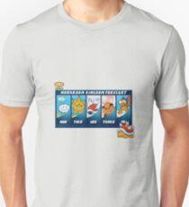 Mushroom Kingdom Forecast Unisex T-Shirt