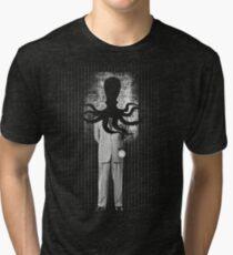 The Time Keeper Tri-blend T-Shirt