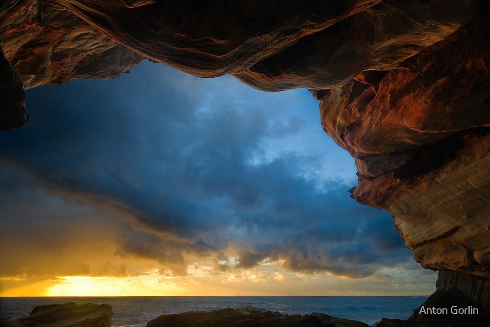 Cave of Wonders by Anton Gorlin