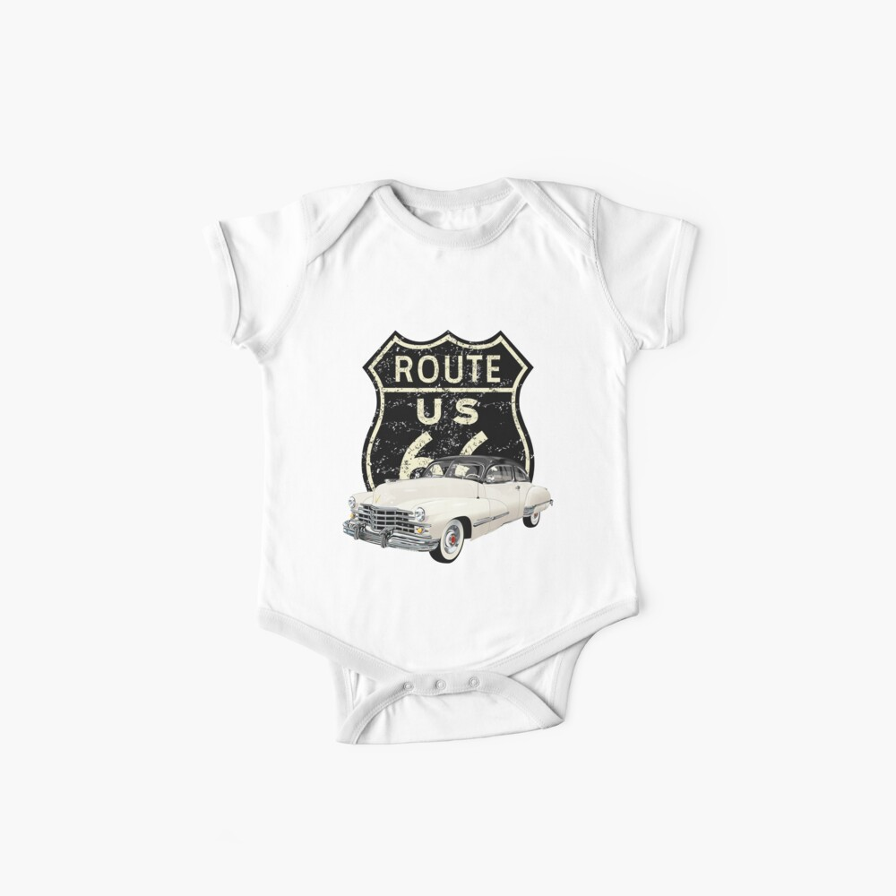 ROUTE 66  Baby One-Pieces
