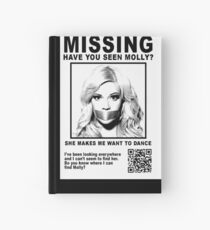 Have You Seen Molly? Hardcover Journal