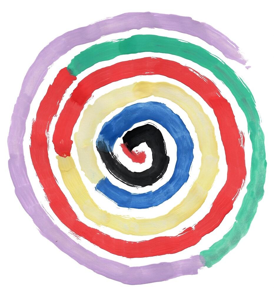 Spirale von Gourmetkater