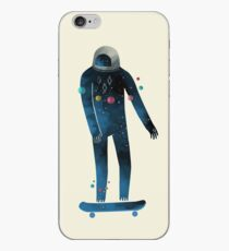 Skate/Space iPhone Case