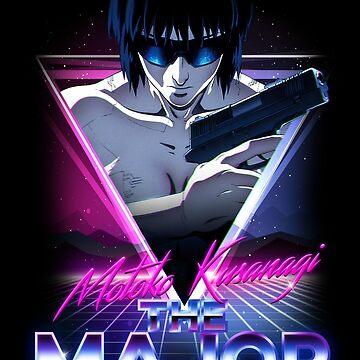 The Major Kusanagi de Retro-Freak