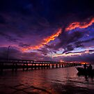 Fishing Time | Wellington Point by RONI PHOTOGRAPHY