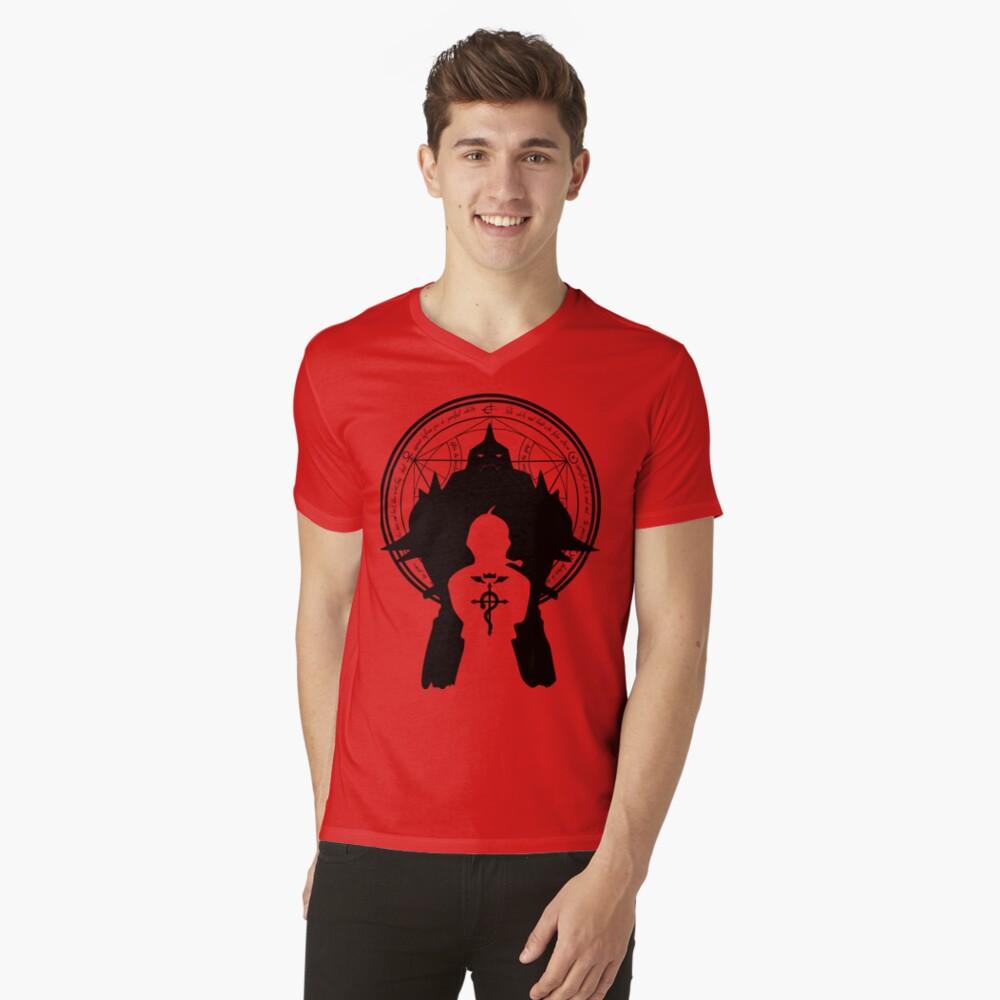 Alquimista de FM Camiseta de cuello en V