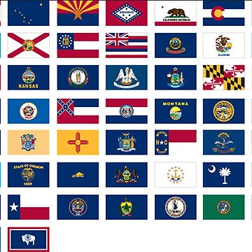 State flags  by Nolan12