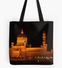 Sultan Omar Ali Saifuddin Mosque, Brunei 1 Tote Bag