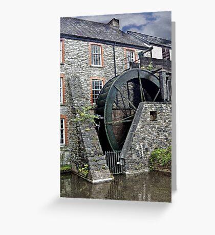 Buckfast Mill Greeting Card