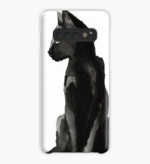 If you must said the Cat to the Hooman Case/Skin for Samsung Galaxy
