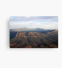 Wilpena Pound, Flinders Ranges, South Australia Canvas Print