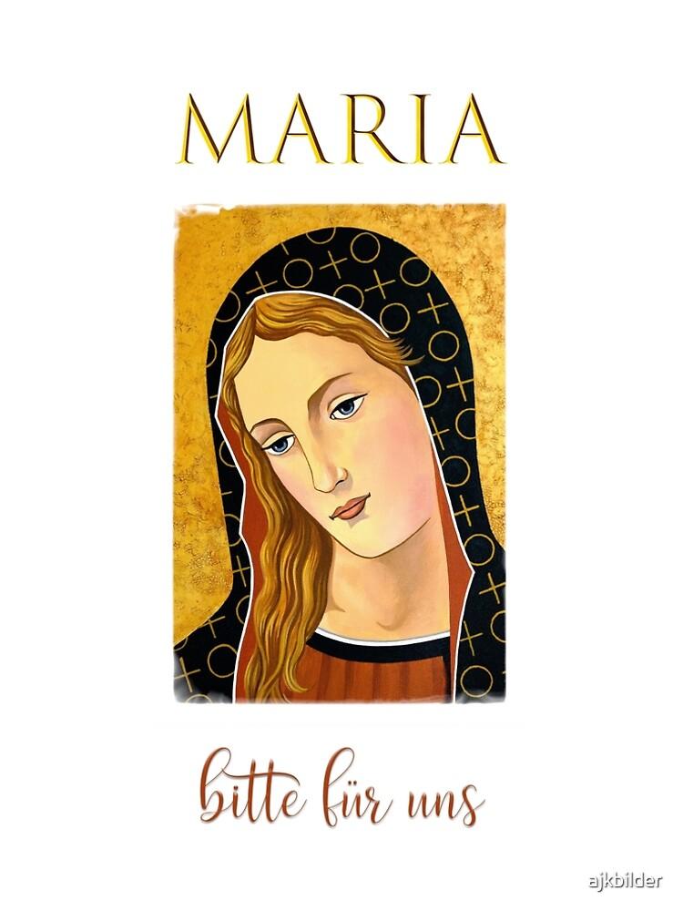 Maria, please for us by ajkbilder