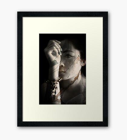 okasu Framed Print