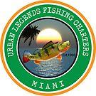 Urban Legends Fishing Charters  by Urbanmiami