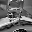 ford hood ornament by dmaxwell