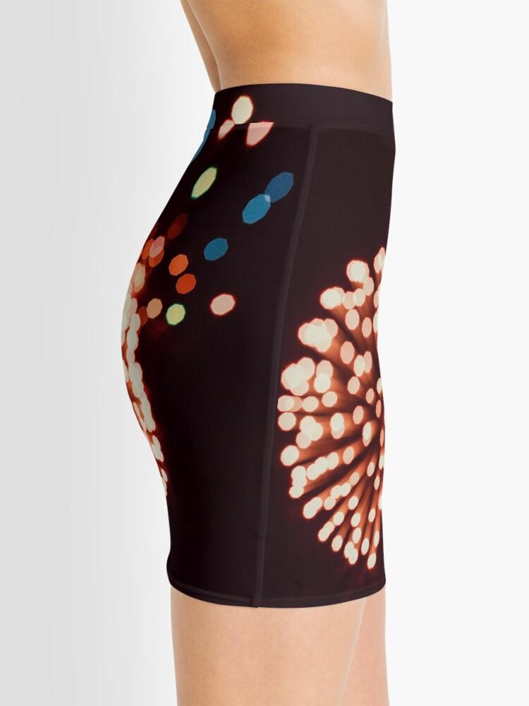 Alternate view of July Skies #6 Mini Skirt