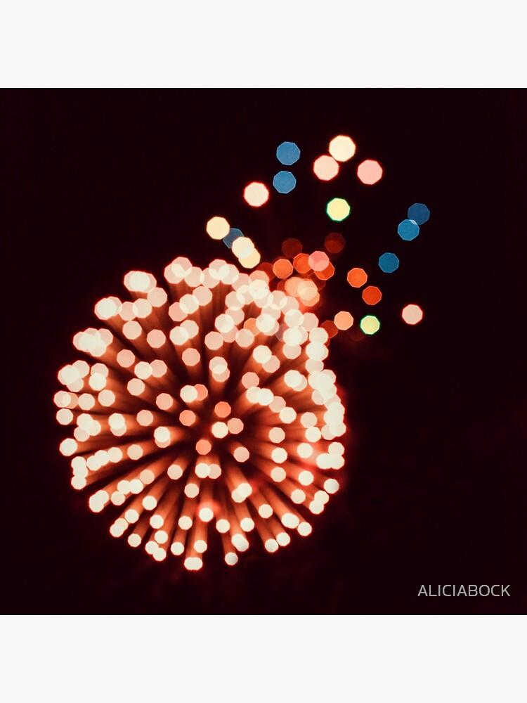 July Skies #6 by ALICIABOCK